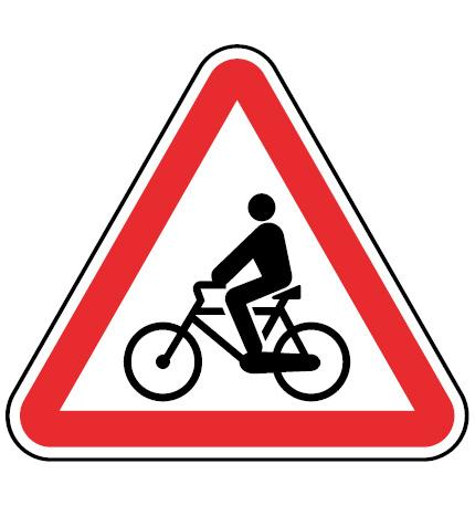 A17-Saida-de-ciclistas-sinalizacao-vertical-perigo
