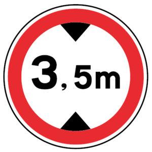 C9-Transito-proibido-a-veiculos-de-altura-superior-a-metros-sinalizacao-vertical-regulamentacao-proibicao