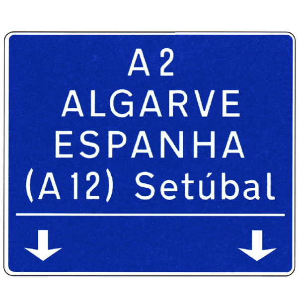 E1-Destinos-sobre-o-itinerário-sinalizacao-vertical-regulamentacao-prescricao-especifica-seleccao