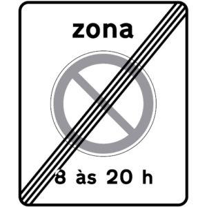 G7b-Fim-de-zona-de-paragem-e-estacionamento-proibido-sinalizacao-vertical-regulamentacao-prescricao-especifica-zona