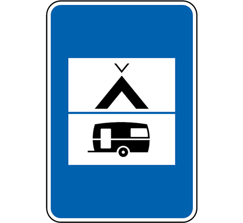 H14c-Parque-misto-para-campismo-e-reboques-de-campismo-sinalizacao-vertical-indicacao-informacao