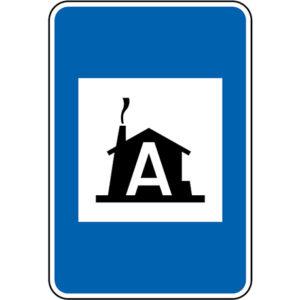 H16b-Albergue-sinalizacao-vertical-indicacao-informacao