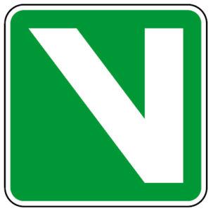 H33-Via-Verde-sinalizacao-vertical-indicacao-informacao