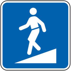 H8a-Passagem-desnivelada-para-peoes-sinalizacao-vertical-indicacao-informacao